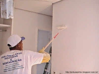 pintura de apartamento