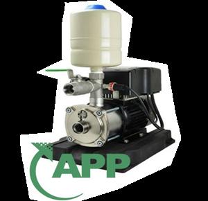 Máy bơm tăng áp biến tần App VFD-33
