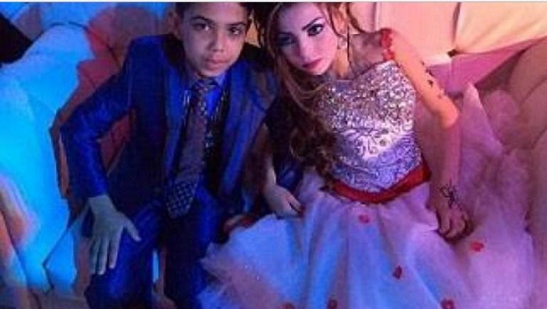 Empat Pernikahan Bocah Paling Kontroversi di Dunia