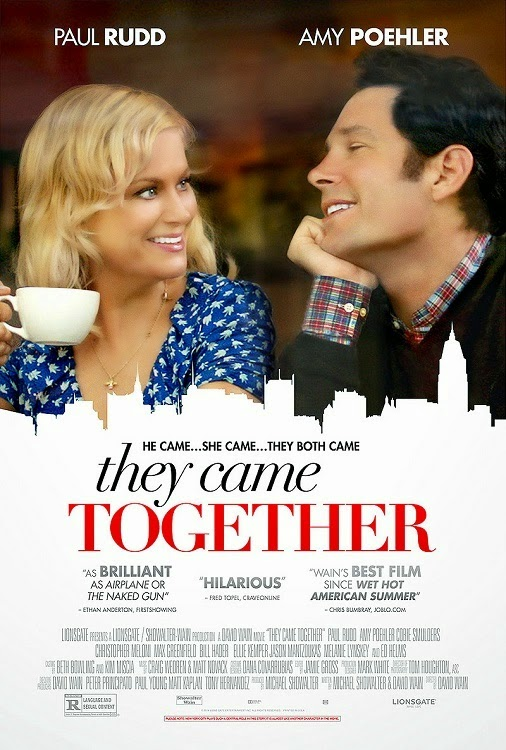 They Came Together 2014 HDRip ταινιες online seires oipeirates greek subs