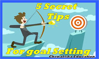 HOW TO CHOOSE YOUR GOAL 5 STEP