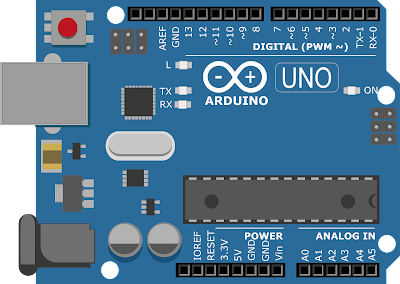 contoh arduino