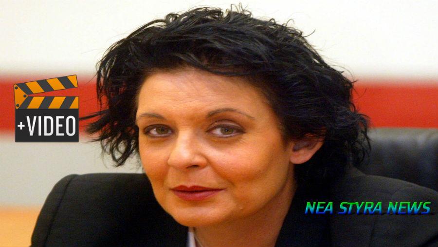 Λιάνα Κανέλλη στον ΣΚΑΪ: Η κυβέρνηση Τσίπρα κλείνει το μάτι στην Χρυσή Αυγή