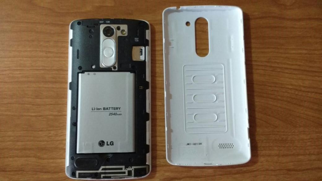 Flashear LG con LG Flash Tool