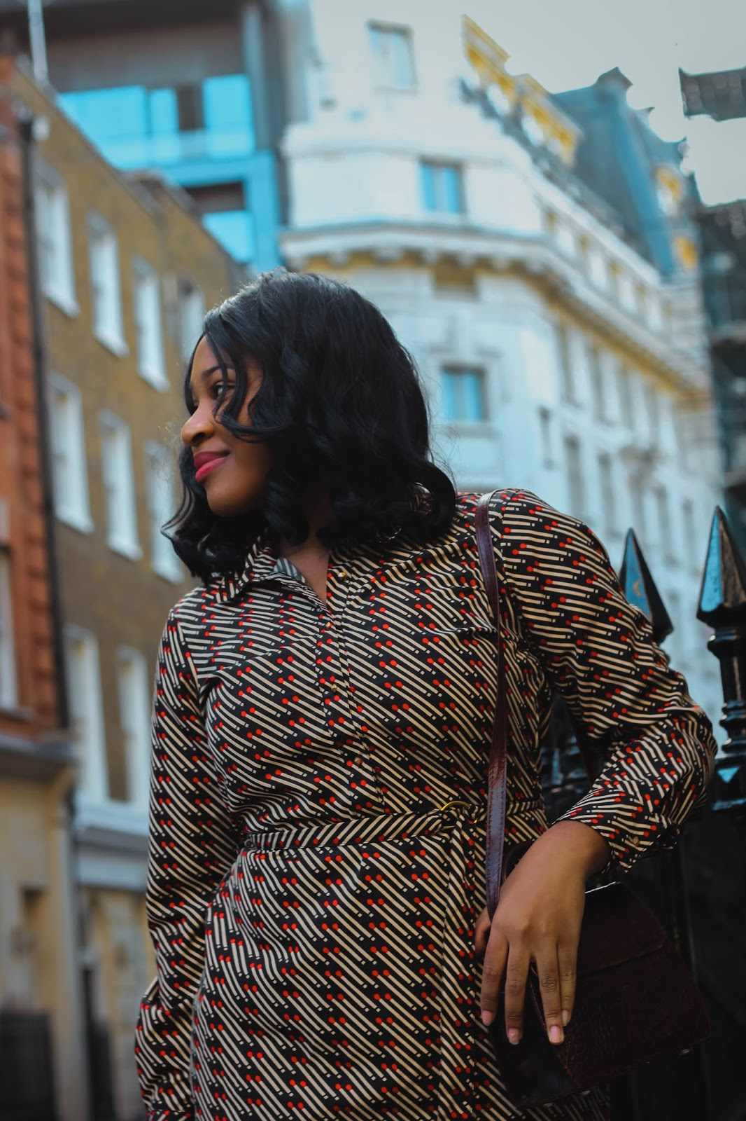 boohoo dress fashion blogger black london creative young history month