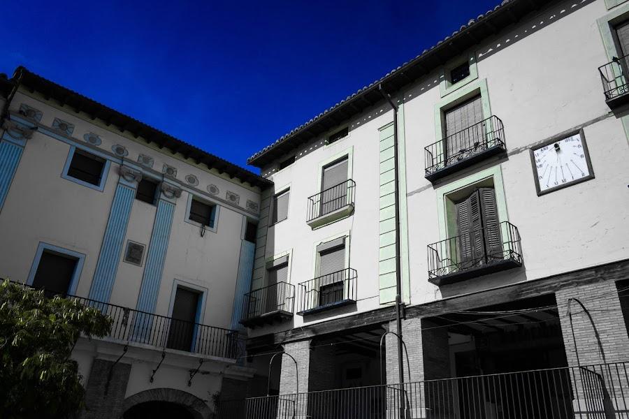 Aragón, Cinco Villas, Egea de los Caballeros, mudéjar, Zaragoza