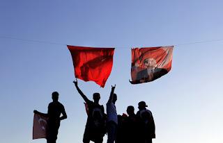 Turki Berterima Kasih ke Rusia