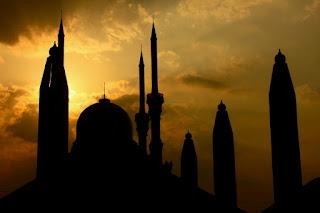 Biarkan Masjidku Sepi