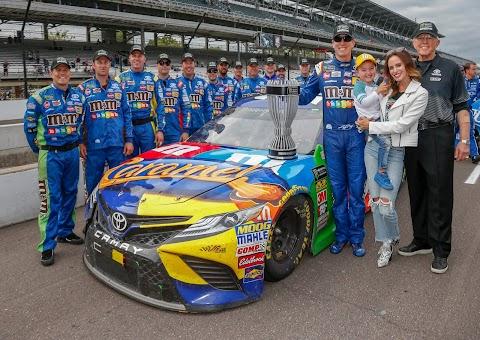 Kyle Busch Wins Regular Season NASCAR Championship