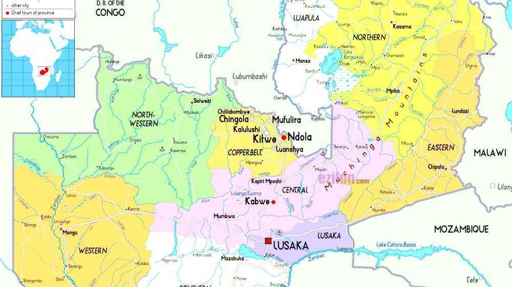 Eastern Province, Zambia