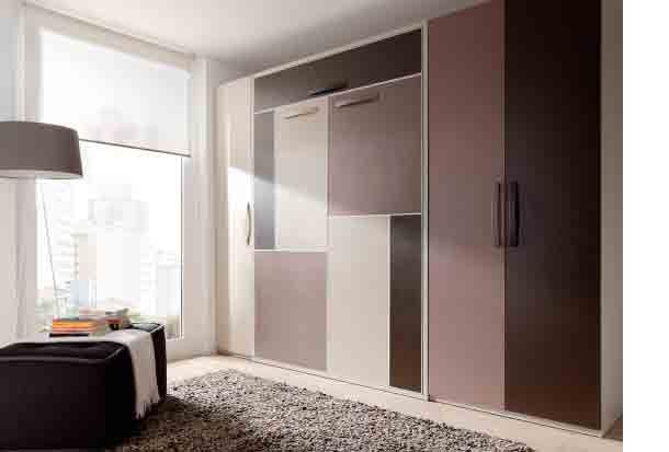 Dormitorios con cama abatible vertical - Xikara camas abatibles ...