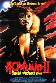 Scare Me On Fridays 1980s The Howling Ii Your Sister Is A