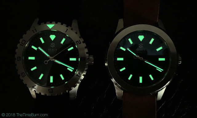 Dark Seal lume