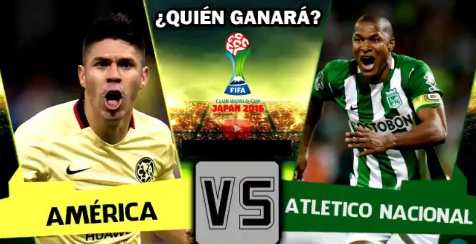 Live Stream : Club America vs Atletico Nacional   Daily Football