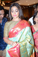 Shriya Saran Looks Stunning in Silk Saree at VRK Silk Showroom Launch Secundrabad ~  Exclusive 171.JPG