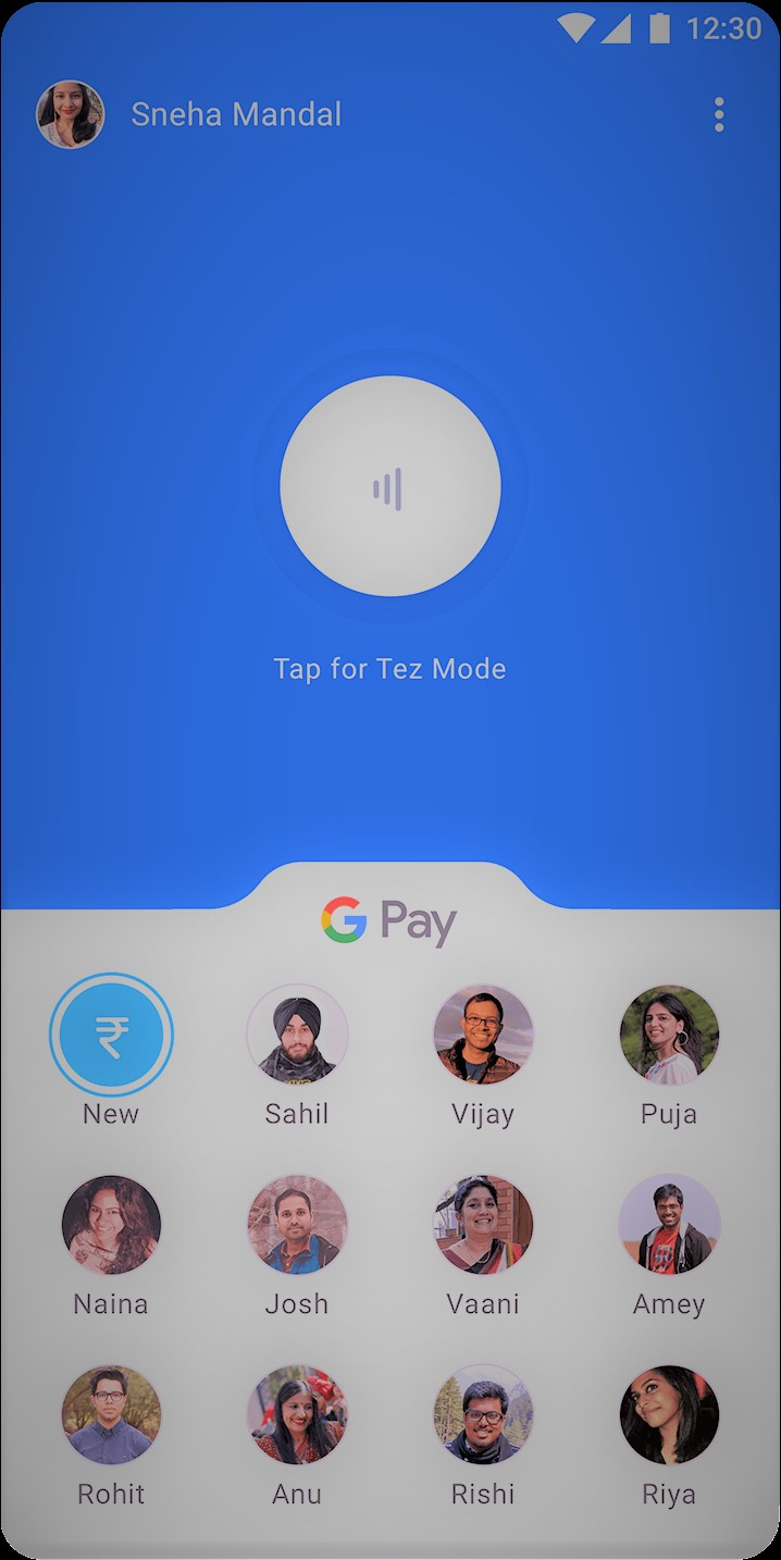 Google Tez changed to Google Pay | Google offered a winning