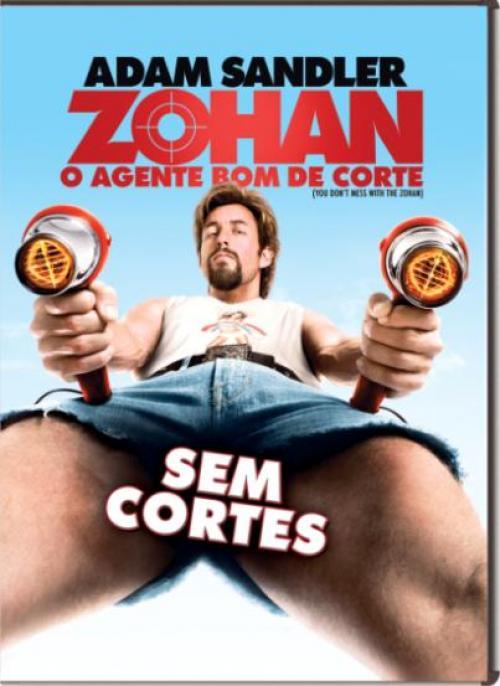 BAIXAR BOM CORTE ZOHAN O GRATIS DE FILME AGENTE