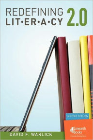 book cover of Redefining Literacy 2.0 -- image used with permission from bn,com