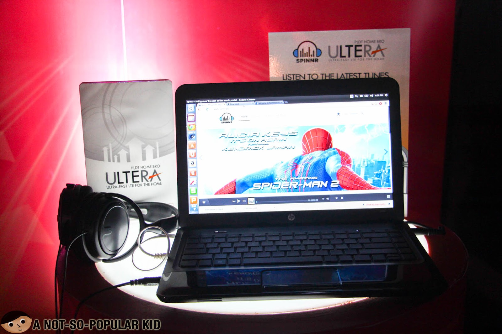 SPINNR and Ultera of PLDT