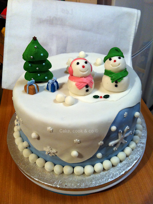 cake hiver