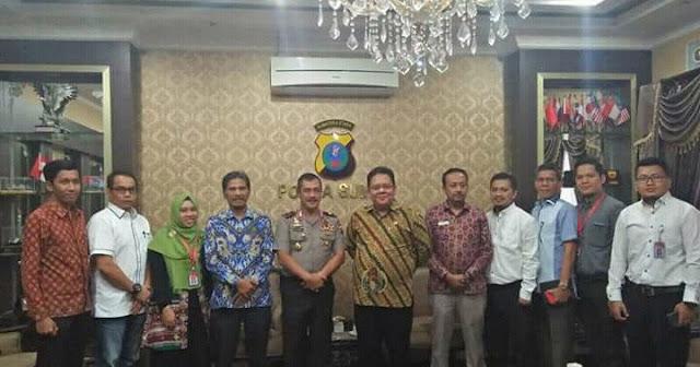 Ombudsman Sumut Dukung Kapoldasu Tingkatkan Pelayanan Publik