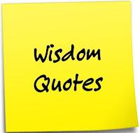 famous wisdom quotes