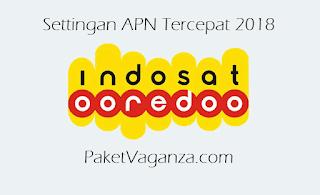 Cara Setting APN Indosat Ooredoo 4G Internet Tercepat 2018