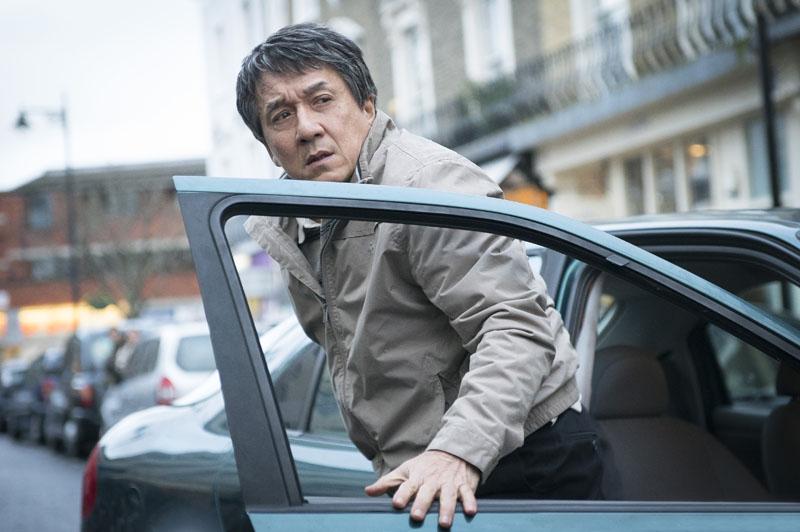 Produção do novo filme de Jackie Chan foi impactada por um deslizamento de terra