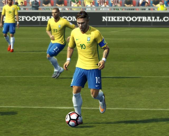 Brazil GDB Copa America 2016 UPDATE