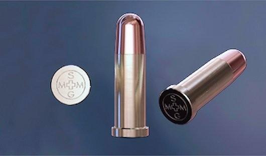 The Casual Shooter: Tiny Guns: The Swiss  09 Caliber Minigun