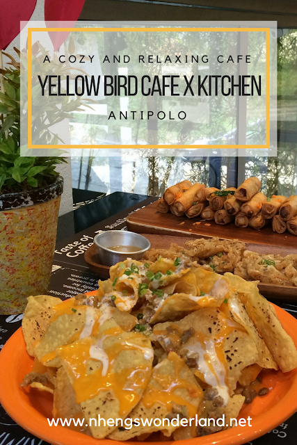 A Cozy and Relaxing Cafe: Yellow Bird Cafe x Kitchen