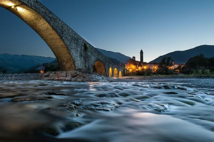 29. Ponte Gobbo, Bobbio - 29 Amazing Places in Italy