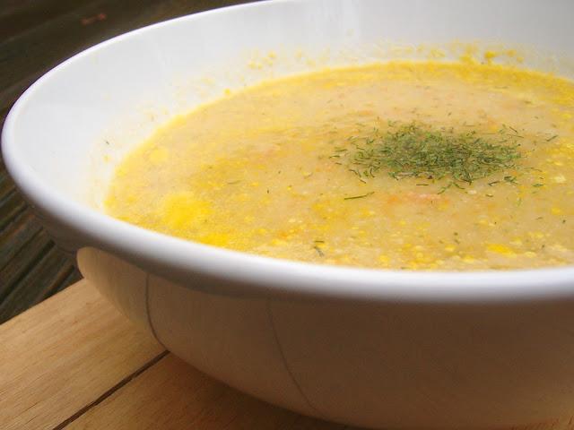 soupe aux choux fleurs