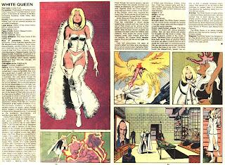 Reina Blanca (ficha marvel comics)