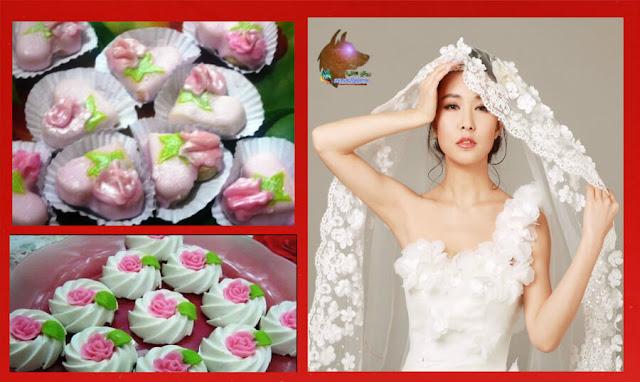 طريقة إعداد حلوة العروسة