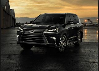 2019 Lexus LX Prix, version et conception Rumeur