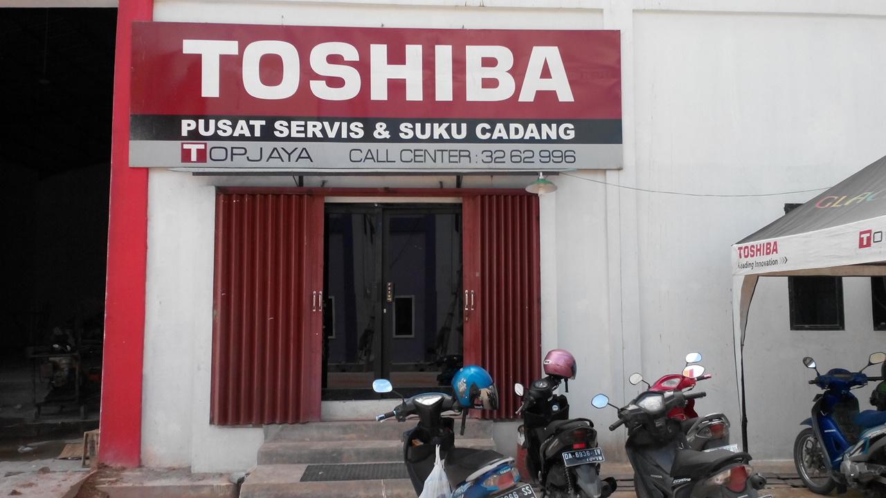 Service Center Toshiba Resmi