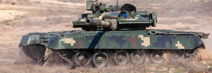 Харківський бронетанковий завод ремонтуватиме у військах несправні танки Т-64 та Т-80