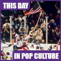 "The ""miracle on ice"" happened on February 22, 1980."
