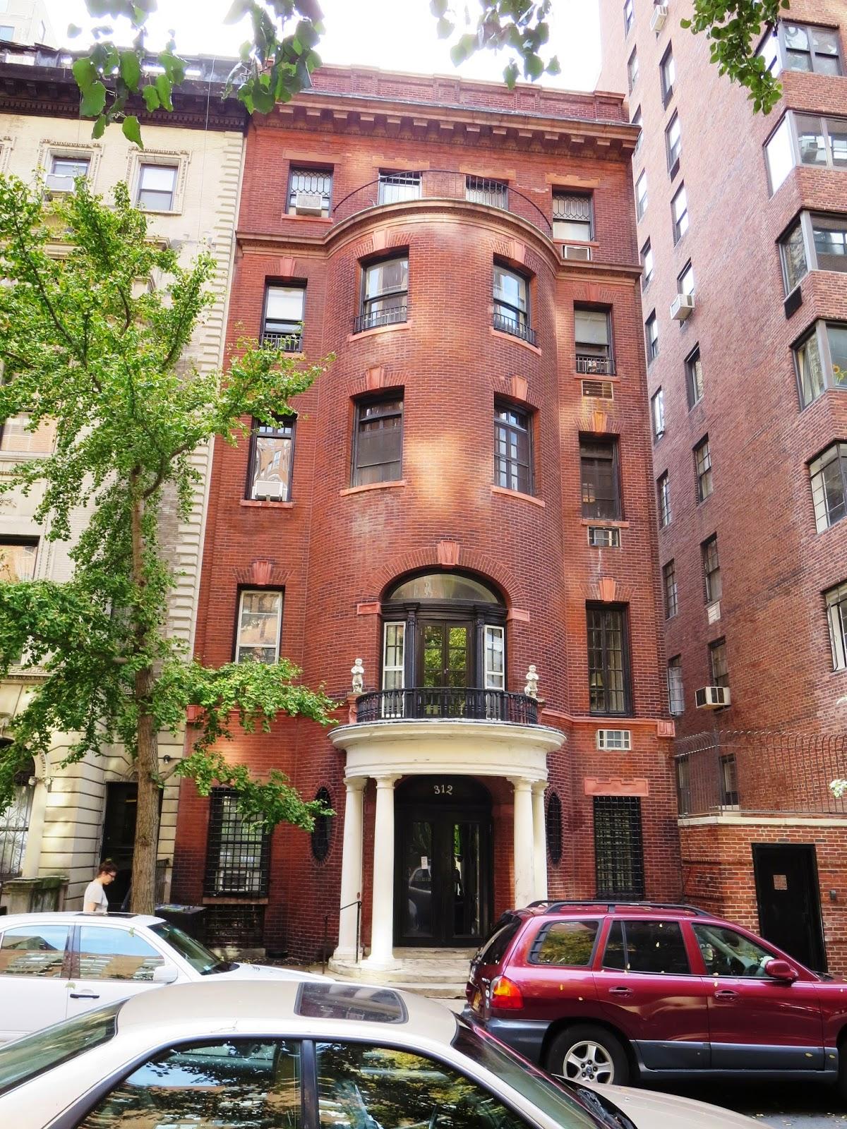 daytonian in manhattan c p h gilbert s 1898 no 312 west 73rd street