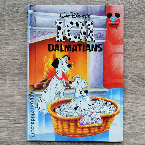 101 Dalmatians Story Book for Children in Port Harcourt, Nigeria