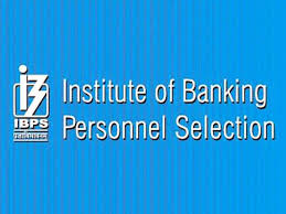 Institute of Banking Personnel Selection Recruitment 2016