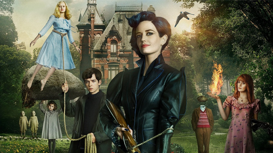O lar da Srta. Peregrine para crianças peculiares - o filme