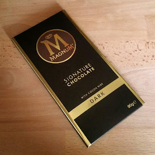 cfa81c51f One Treat At A Time  Magnum signature chocolate dark with cocoa nibs