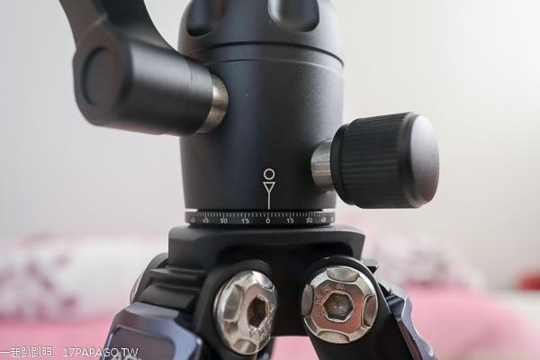 AOKA CMP163CL 便攜碳纖維三腳架開箱|輕巧方便好攜帶