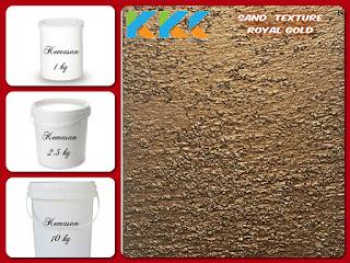 tekstur pasir emas