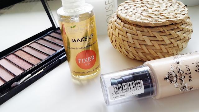Bielenda make-up fixer mist | Mgiełka utrwalająca makijaż