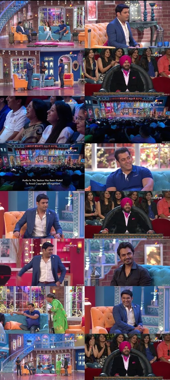 Comedy Nights With Kapil 19th July Full Episode