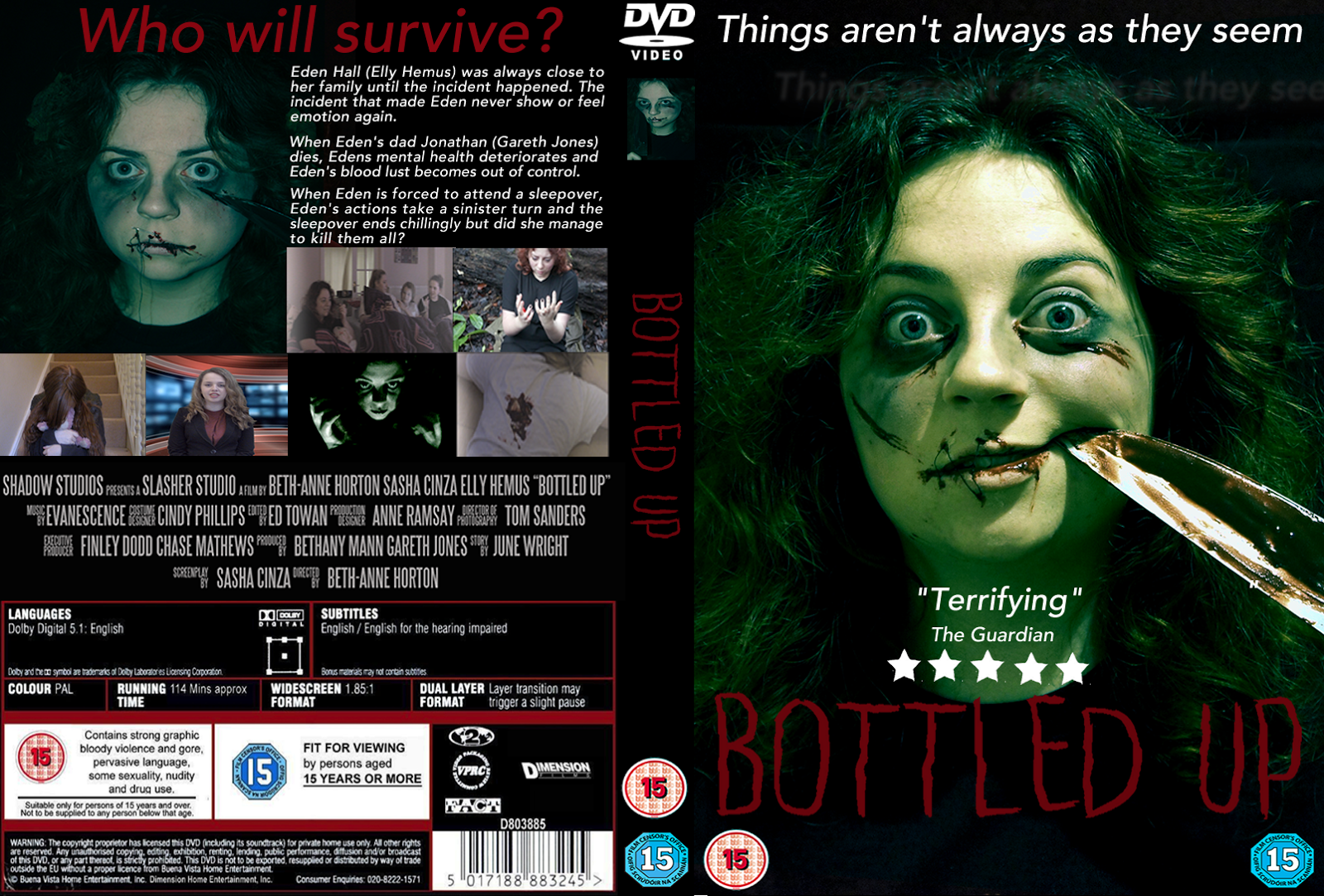 Final Dvd Cover