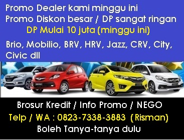 Honda Palembang Risman